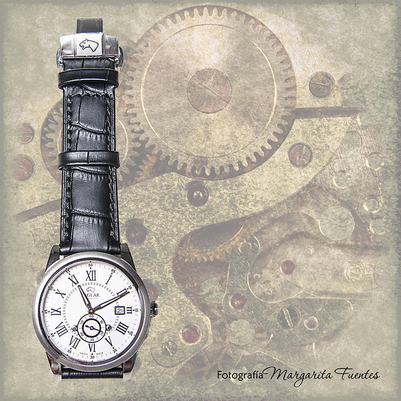 Reloj Jaguar de Piel