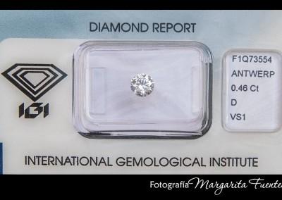Diamante, Inversión y Joya
