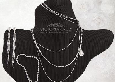 Brillos en Plata. Victoria Cruz.