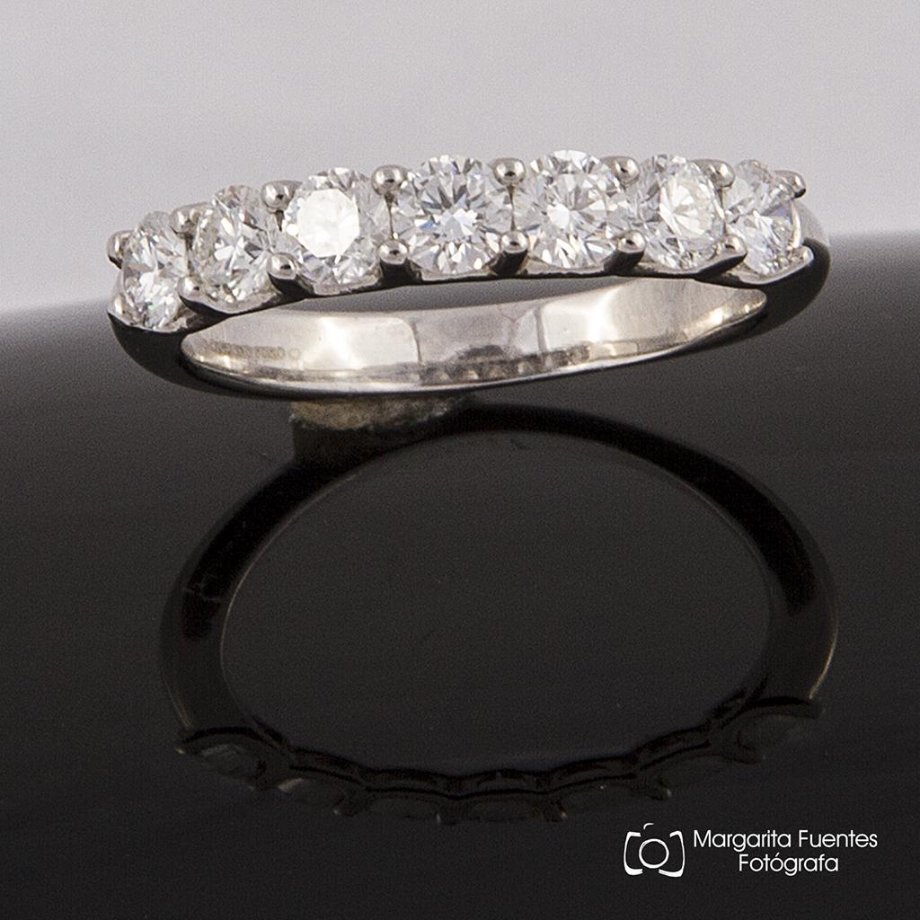 Diamante con platino