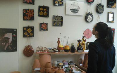 """Exposición de Alfarería """"Tierra y fuego"""""""