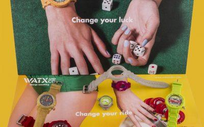 Cambia tus colores con Watx