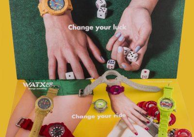 Relojes Watx 2017