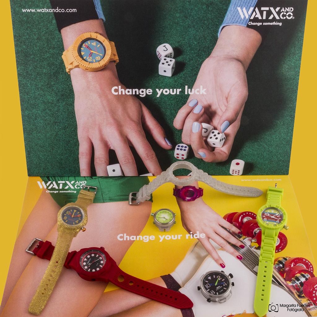 Relojes Watx