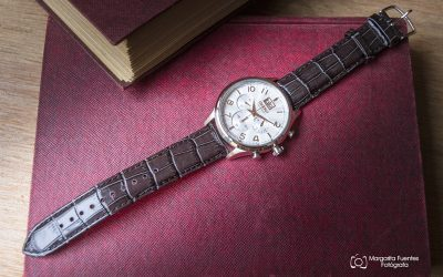 La elegancia de un reloj Seiko
