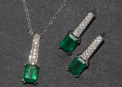 Bendecidas esmeraldas