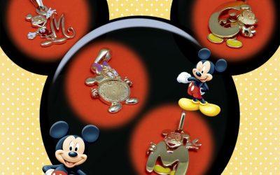 Colgantes Mickey