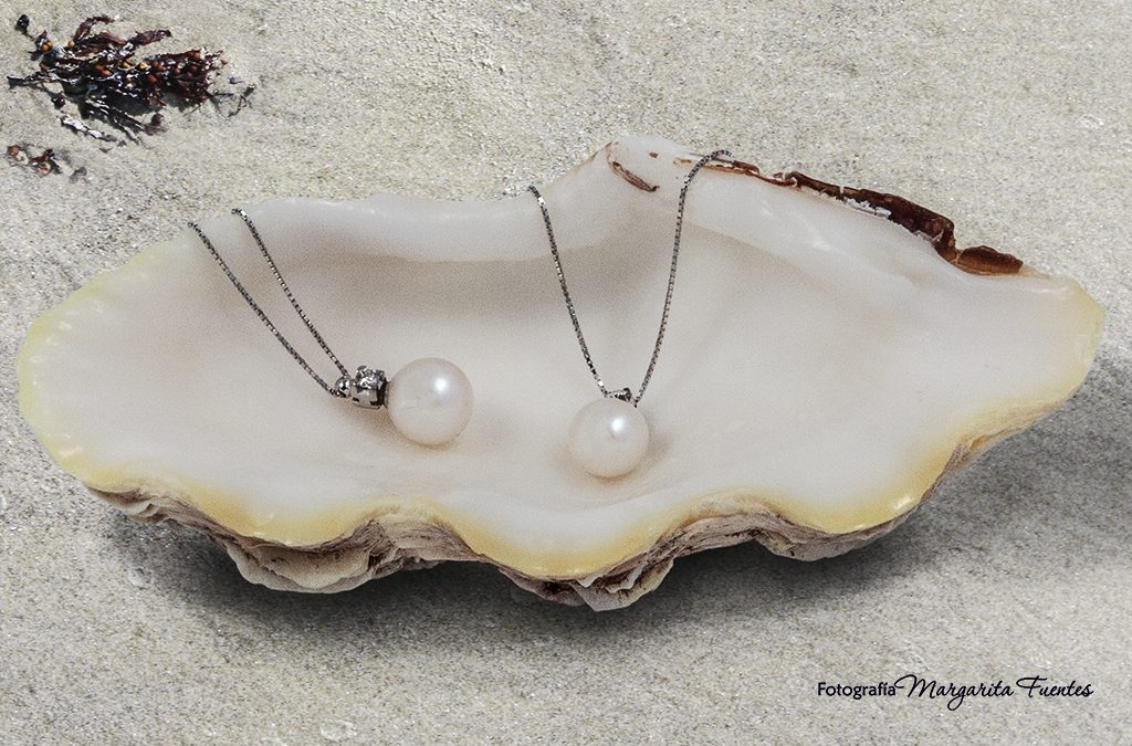 Perlas, regalo de la naturaleza