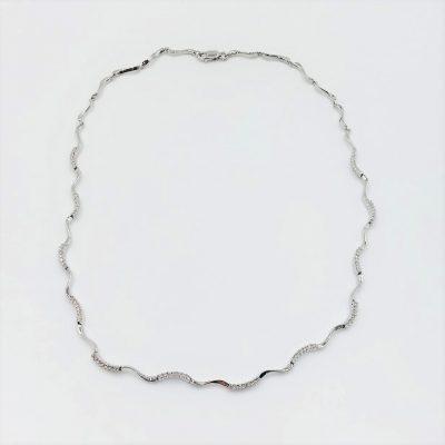 Gargantilla Oro Blanco 000080265
