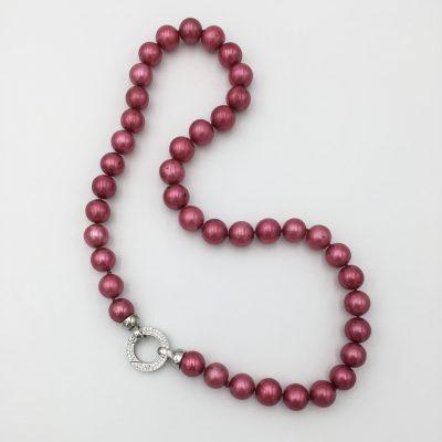 Collar perlas naturales CO20542