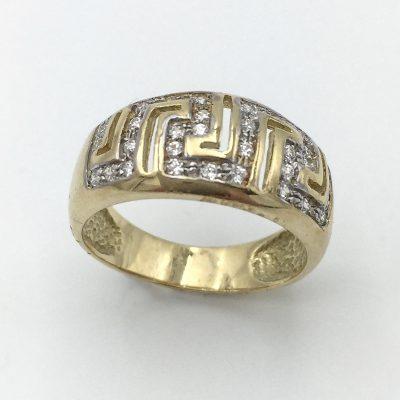 Sortija greca oro 00010043