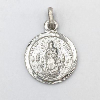 Medalla Virgen de Gracia Plata P17F3PMELI