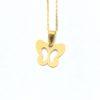 Delicado y elegante, colgante con forma de infinito, con cadena incluida de 40cm la longitud que a ella le gusta.