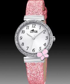 Reloj Niña Comunión Rosa Correa Lotus Junior Collection 185841