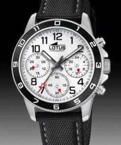 Reloj Niño Comunión Blanco Correa Lotus Junior Collection 185811
