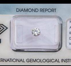 Diamante Certificado IGI Brillante Dream Gems